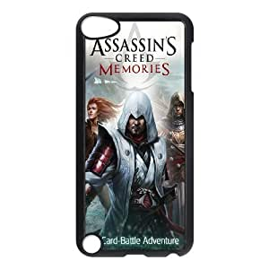 Ipod Touch 5 Phone Case Assassin's Creed F5M8021