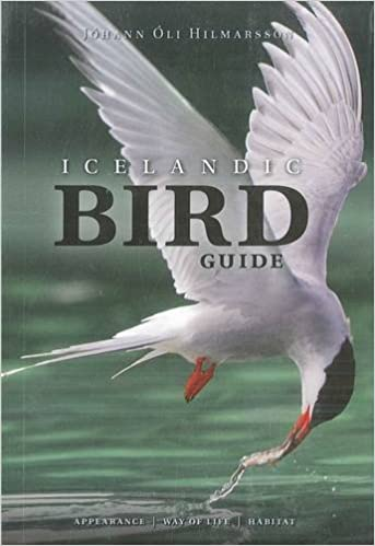Book Icelandic Bird Guide: Appearance, Way of Life, Habitat by J. O. Hilmarsson (30-Jan-2011)