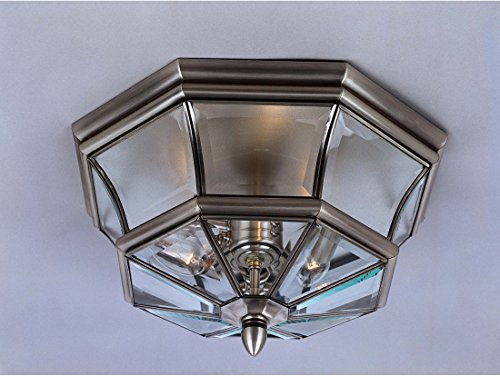 Pewter Outdoor Ceiling Light