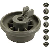 unterkorbrollen per lavastoviglie   Contenuto: 8pezzi   Adatto per Siemens, Bosch, Neff, ecc.   von McFilter