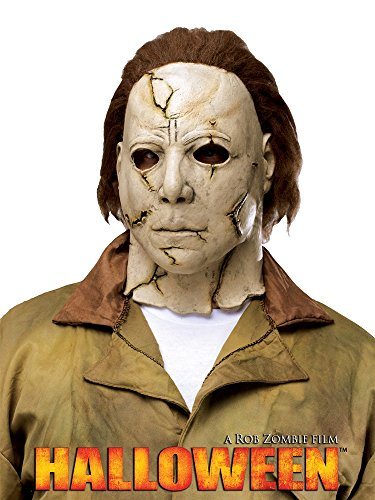 Rob Zombie Michael Myers (Rob Zombie's Halloween: Michael Myers Adult Mask)