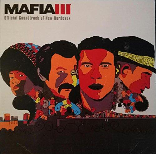Mafia III Official Soundtrack of New Bordeaux Vinyl