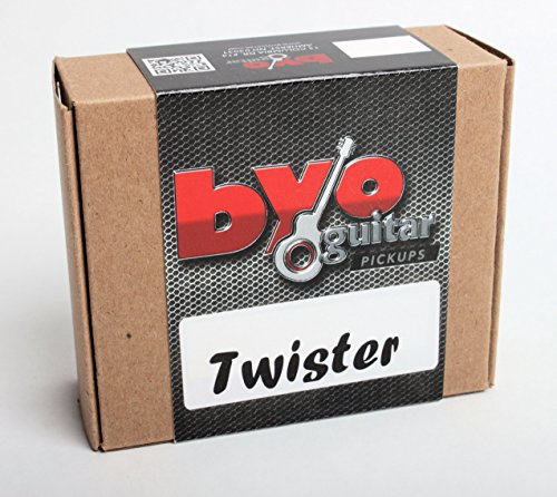 Twister - Vintage Tele Pickups - Nickel (Best Vintage Tele Pickups)