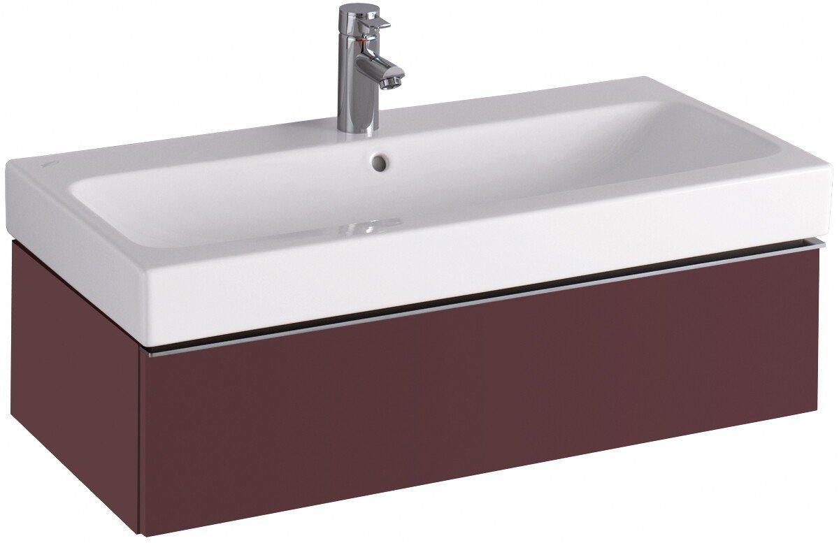 Keramag Waschtisch Icon 900x485mm Weiß Amazonde Baumarkt
