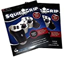 SquidGrip Sony PS3 Controller Grip - 2 Pack for 2 Controllers, Controller Not Included