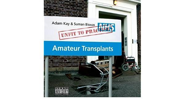 Amateur transplants bad day — 8