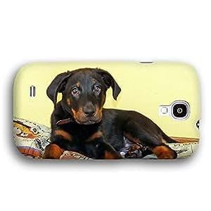 Beauceron Dog Puppy Samsung Galaxy S4 Slim Phone Case