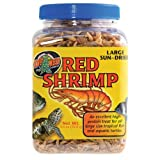Large Sun-Dried Red Shrimp 2.5 OZ (2 Pack)