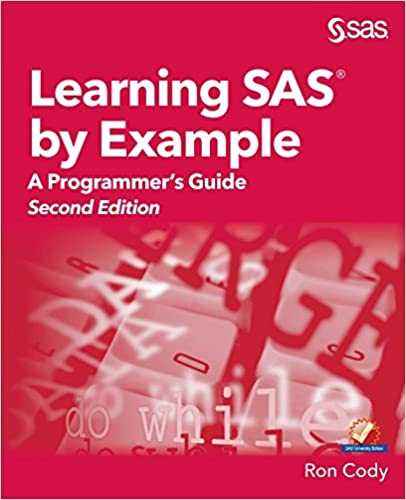 Amazon.com: Learning SAS by Example: A Programmers Guide ...