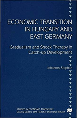 Economic Transition in Hungary and East Germany  Gradualism e6776e97d6