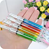 Infinxt Injection Style Ink Pen for Kids Birthday Party Return Gift, Doctor, Nurse, Dentist (Pack of 6)