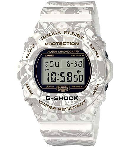 Casio G-Shock DW-5700SLG-7JR SHICHI-FUKU-JIN Seven Gods of Fortune Jurojin Model Watch (Japan Domestic Genuine Products)