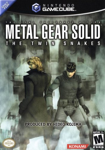 Metal Gear Solid: The Twin Snakes (Cube Twin)
