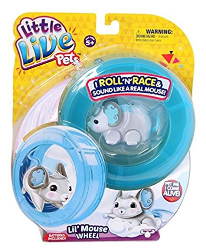 Little Live Pets Mouse Wheel product image