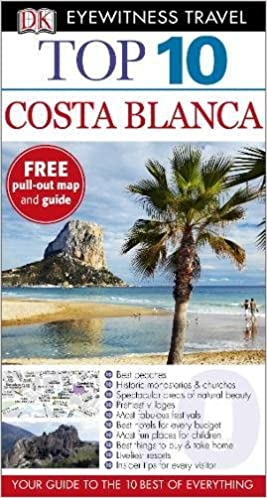DK Eyewitness Top 10 Travel Guide: Costa Blanca: Mary-Ann ...
