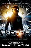 Ender's Game (Movie Tie-In) [Hardcover] [2013] (Author) Orson Scott Card