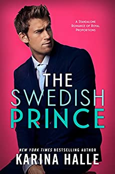 The Swedish Prince by [Halle, Karina]