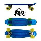 "Kobe 22"" Transparent Deck Penny Style Skateboard"