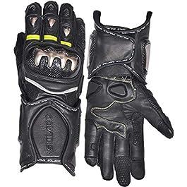 Solace Racepro Motorcycle Riding Gloves (Large)