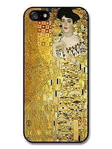 Adele Gustav Klimt iPhone 5 Case 125S