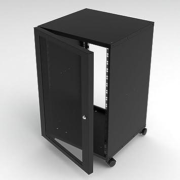 19 Inch Server Rack Cabinet - 12U 480mm deep: Amazon.co.uk ...