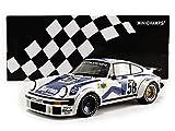 MINICHAMPS - Porsche 934 - Le Mans 1977 - 1/18