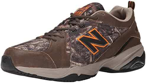New Balance Men's MX608v4 Training Shoe, Universal Camo Print, 14 4E US