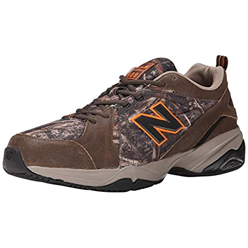 New Balance Men's MX608v4 Training Shoe, Universal Camo Print, 10.5 D US