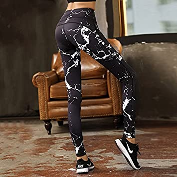 JIALELE Pantalon Yoga Ropa Pantalones Pantalones De Yoga ...