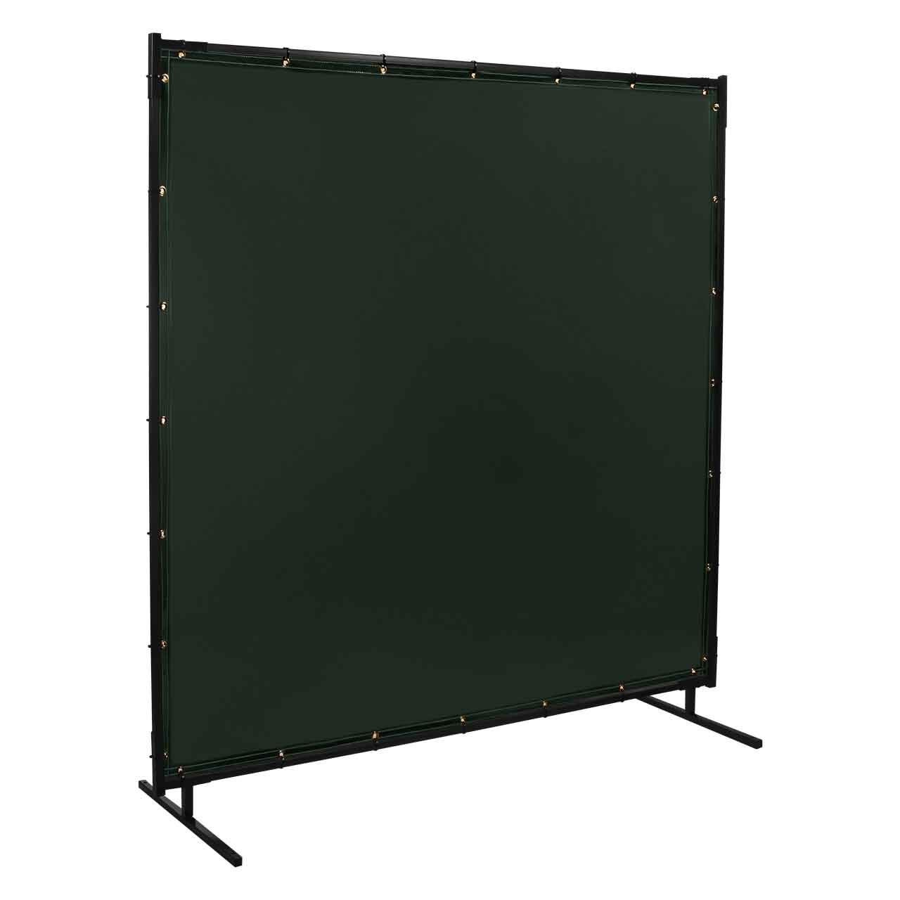 Steiner, 533-6X8, Welding Curtain, 8 ft. W x 6 ft.H, 0.014In by Steiner