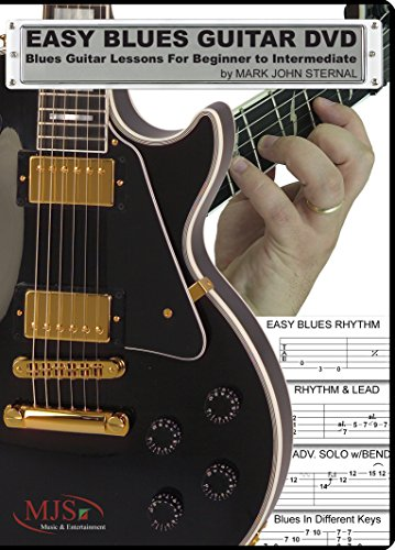 Bass Tv Amps - EASY BLUES GUITAR DVD: Blues Guitar Lessons For Beginner Through Intermediate