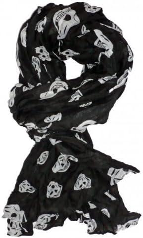 Acheter foulard echarpe bandana tete de mort online 9