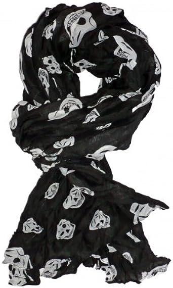 Foulard écharpe bandana tête de mort 8