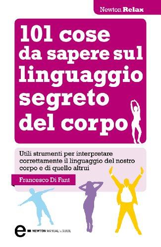 Linguaggio Del Corpo Ebook