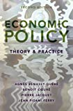img - for Economic Policy: Theory and Practice book / textbook / text book