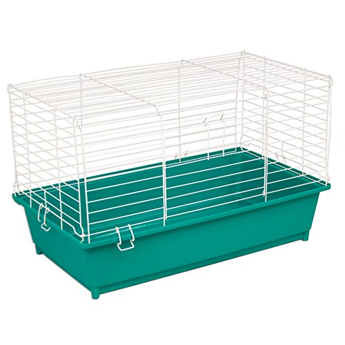 Ware Manufacturing Home Sweet Home Pet Cage for Small Animals - 24 Inches - Colors May Vary ()