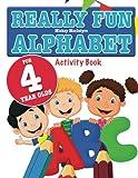 Really Fun Alphabet For 4 Year Olds: A fun & educational alphabet activity