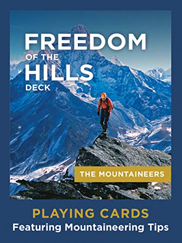 Freedom of the Hills Deck: Mountaineering Facts & Tips