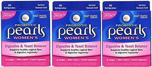 Enzymatic Therapy Pearls YB Capsules product image