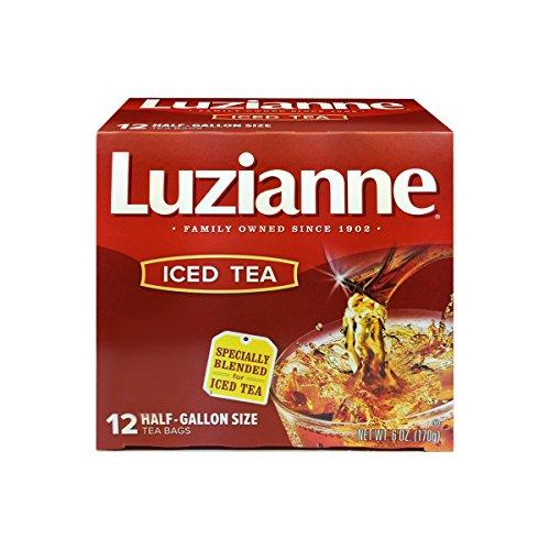 Luzianne Cold Tea, 22 Count