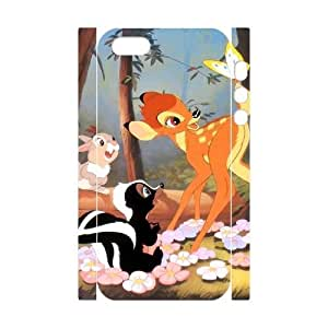 Bambi & Thumper iPhone 5,5S,5G case cover, personalized cover case for iPhone 5,5S,5G Bambi & Thumper, personalized Bambi & Thumper cell phone case