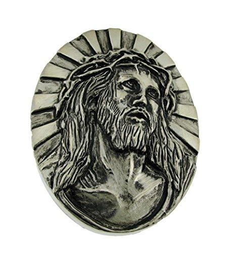 Jesus Christian Religious Belt Buckle Rock Rebel Original Officially Licensed ()