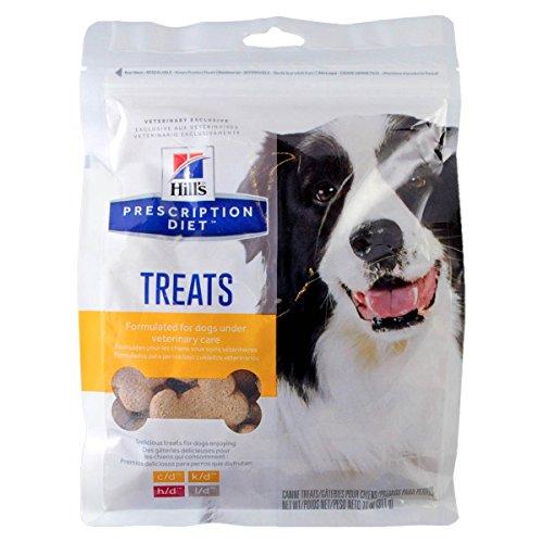 Food Kidney Canine Diet (Hill's Prescription Diet Canine Treats 11 oz Bag)