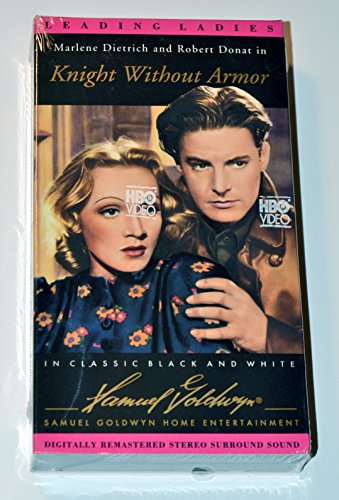 Knight Without Armor [VHS]