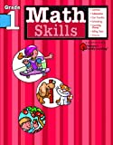Math Skills: Grade 1 (Flash Kids Harcourt Family Learning)