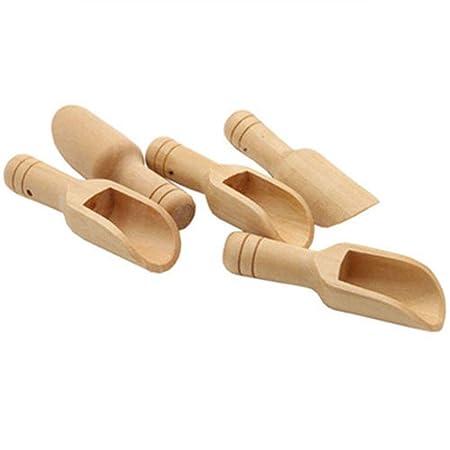 Gew/ürzschaufel Artikelgr/ö/ße:Gew/ürzl/öffel 5.8 cm Holzschaufel aus FSC-zertifizierten Holz B/ütic Gew/ürzl/öffel