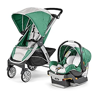 Chicco Bravo Trio Travel System, Empire (08079095190070)