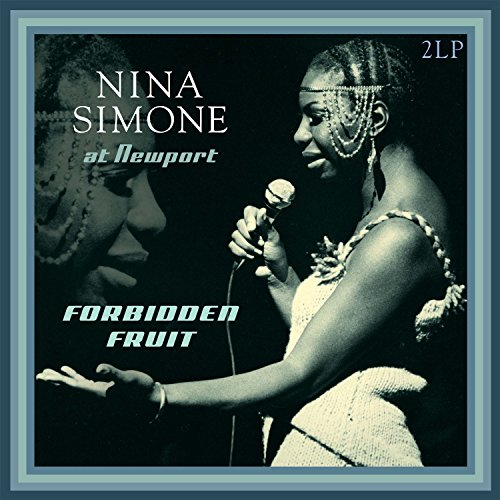 Vinilo : Nina Simone - At Newport/ Forbidden Fruit (Holland - Import)