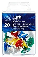 Etiquetado ETI Markiernadeln, paquete de 20, color