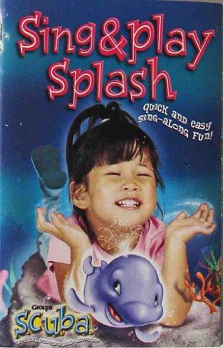 Scuba Sing & Play Splash Music Audiocassette